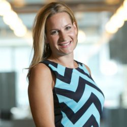 Nadia D'Alessandro, Vice-President, Strategic Planning and Client Services