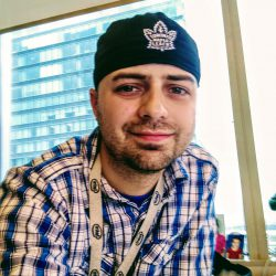 Jason Garant, Chef d'équipe, Help Desk
