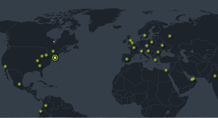 Bureaux de CRAFT dans le monde