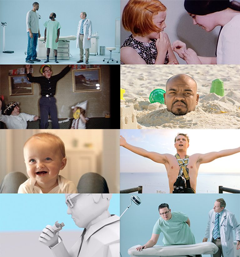 Past work from McCann Health Canada mobi image