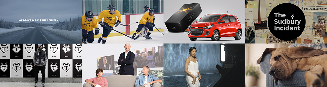 See how it all comes together with some of the best work from McCANN Canada image