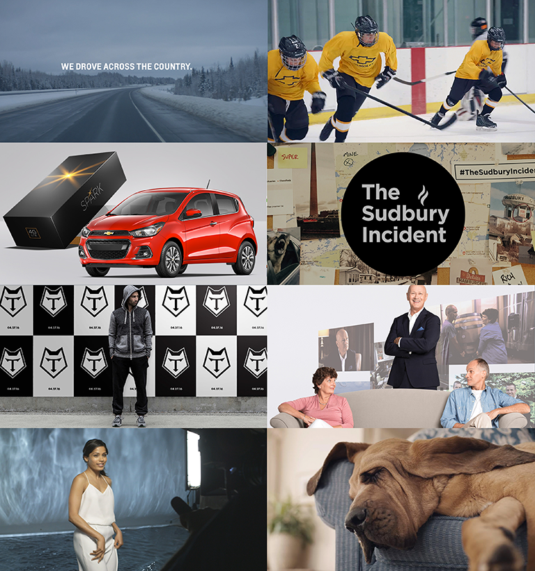 See how it all comes together with some of the best work from McCANN Canada mobi image