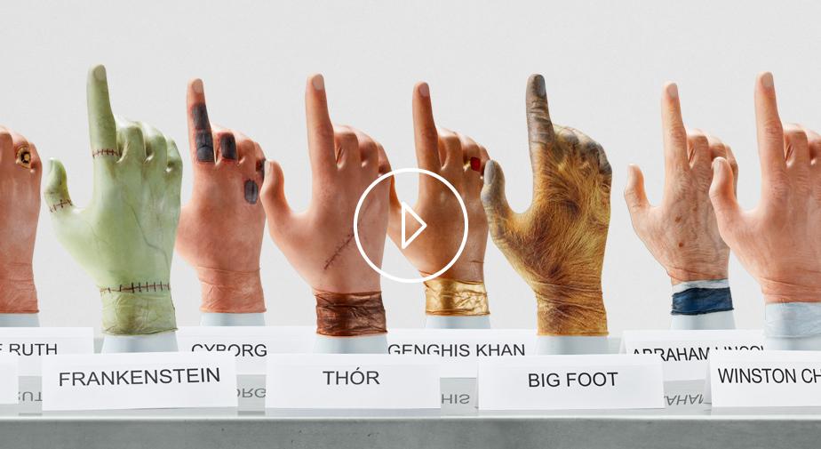 Famous Fingers video