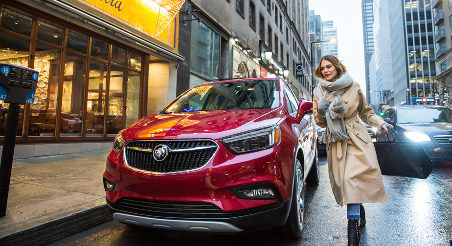 Lancement de la Buick Encore 2017 – Maripier Morin image