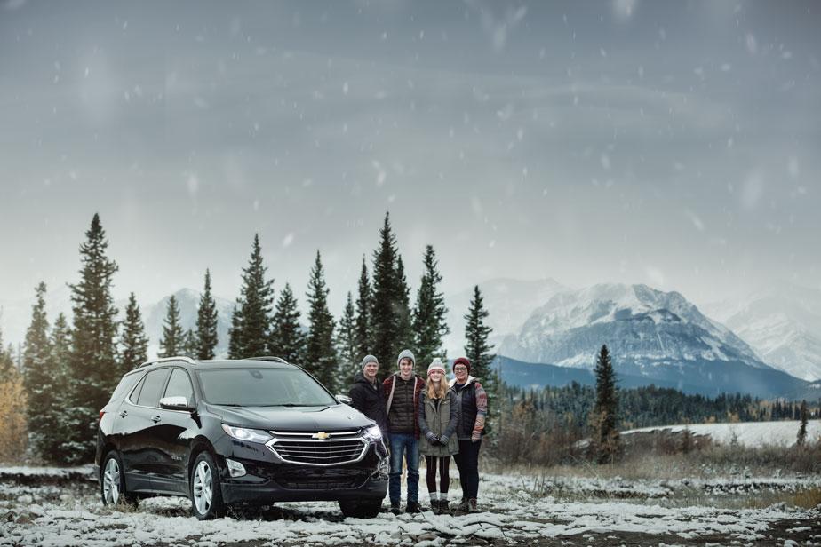 Chevrolet - La famille Parkin image