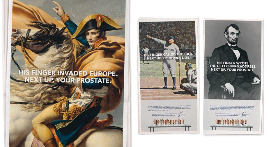 Famous Fingers - Napoleon image