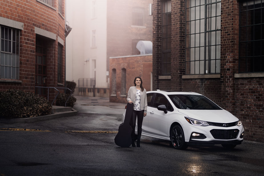 Chevrolet - Vous n'avez pas fini d'entendre parler de Carol Ellyn image